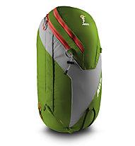 ABS Vario 32 - zaino zip-on, Green/Orange