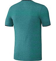 Adidas Adistar Primeknit M - Laufshirt, Green