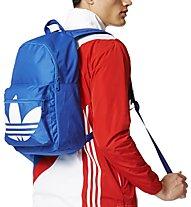 Adidas Originals Classic Trefoil Tagesrucksack, Light Blue