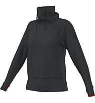Adidas Climaheat Sweater Damen, Dark Grey Mel