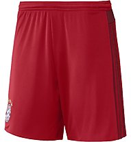 Adidas Short Home Replica Player FC Bayern München 2015/16, Fcb True Red/Craft Red