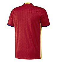Adidas Nationaltrikot Spanien EURO 2016, Red