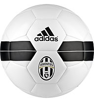 Adidas Juventus - pallone da calcio, White/Black