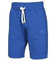 Adidas LPM New Age Short pantaloncini da ginnastica, Eqtblu/Eqt