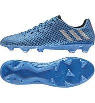 Adidas Messi 16.1 FG - Fußballschuhe, Blue
