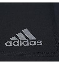 Adidas Response pantaloncini running, Black/White