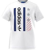 Adidas Originals Star Archive T-Shirt, White