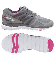 Reebok Sublite XT Cushion GP MT - Damen Laufschuhe, Grey/Pink