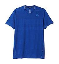 Adidas Supernova SS Tee - T-shirt running, Blue