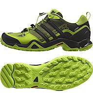 Adidas Terrex Swift R GTX Men, Black/Green