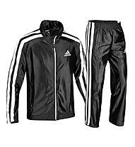 Adidas Track Suit BTS Logo, Black/White
