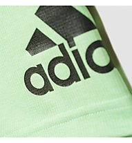 Adidas Uncontrol Climachill T-Shirt, Chill Flash Green