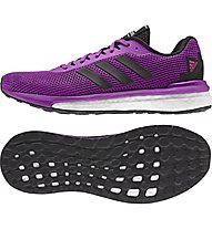 Adidas Vengeful W - scarpe running donna, Purple