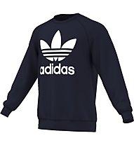Adidas Originals Trefoil Crew - felpa, Ink