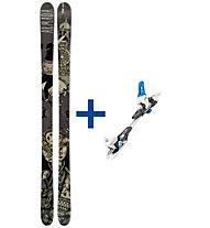 Armada AR7 FS Set: Ski+Bindung