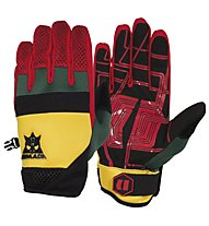 Armada Throttle Pipe Glove, Rasta