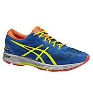 Asics Gel DS Trainer, Dark Blue/Light Yellow