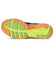 Asics Dyna Flyte - scarpa running, Grey/Green