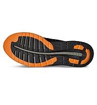 Asics FuzeX Neutral-Laufschuhe, Grey/Orange