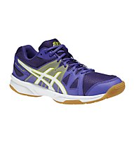 Asics Gel Upcourt GS, Purple/White/Lime