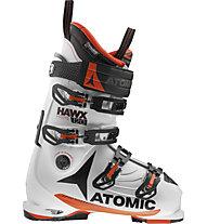Atomic Hawx Prime 120 - scarpone da sci alpino, White/Orange