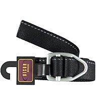 Bison Viper Topstitch cintura, Black