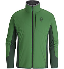 Black Diamond Deployment Hybrid Jacket, Oscar/Hemlock
