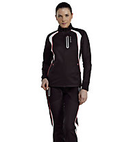 Briko Evo Lady Jacket, Black/White/Coral