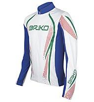 Briko Evo Race Set Italia Completo sci di fondo, Flag