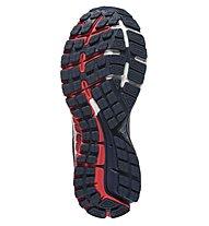 Brooks Adrenaline GTS 16 - scarpa running, Blue/Red