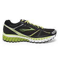 Brooks Aduro 3, Phantom/Limegreen/Black