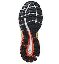 Brooks Aduro 4 - scarpa running, Yellow/Red