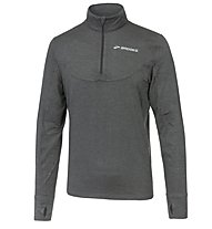 Brooks Essential 1/2 Zip, Grey