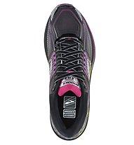 Brooks Glycerin 13 - scarpa running donna, Black/Violet