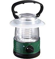 Brunner Sombrero LED - lanterna campeggio, Green