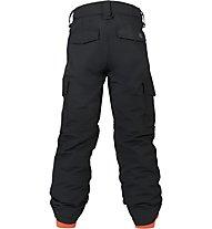 Burton Boys' Exile Cargo pantaloni, True Black