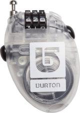 Sportarten > Snowboard > Nützliches Zubehör >  Burton Cable Lock Zahlenschloss