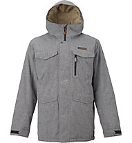 Burton Covert Jacket, Bog Heather
