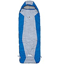 Camp Sint Cube 600 - Kunstfaserschlafsack, Blue/Grey
