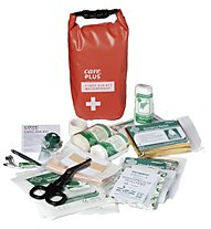 Care Plus First Aid Kit Waterproof, Red