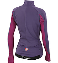 Castelli Illumina Jacket - giacca bici da donna, Violet