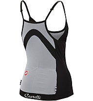 Castelli Ipnosi Top, Black/White