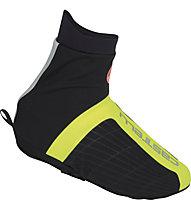Castelli Narcisista Allroad Shoecover Rad-Überschuh, Black/Yellow Fluo
