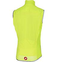 Castelli Perfetto Vest Gilet ciclismo, Yellow