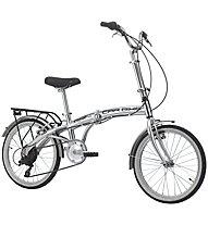 Cicli Cinzia Car Bike Aluminium 20 Faltrad, Silver
