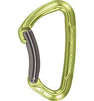 Climbing Technology Lime B - Karabiner, Green/Grey