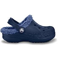 Crocs Baya Lined Kids, Navy/Bijou Blue