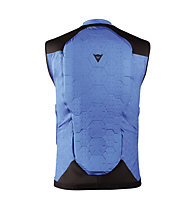 Dainese Flexagon Waistcoat -  Protektorweste, Blue