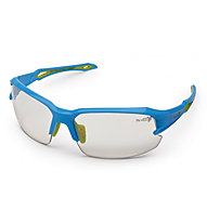 Demon Tiger - Sonnenbrille, Light Blue