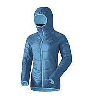 Dynafit Radical Prl W Hood Jkt Damen Hybrid-Isolationsjacke, Blue